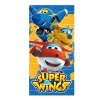 ASCIUGAMANO POLIESTERE SUPER WINGS