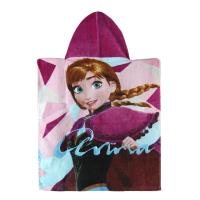 PONCHO COTTON FROZEN 1