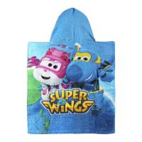 PONCHO COTONE SUPER WINGS 1