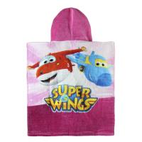 PONCHO COTON SUPER WINGS 1