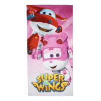 SERVIETTE DE PLAGE COTON  SUPER WINGS
