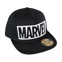 CAP FLAT PEAK MARVEL