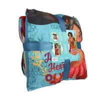PLAID + CUSHION SET ELENA DE AVALOR 1