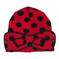BONNET MASQUE LADY BUG 1