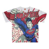 T-SHIRT MANGA CURTA PREMIUM SUPERMAN