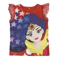 T-SHIRT MANGA CURTA PREMIUM WONDER WOMAN