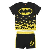 CONJUNTO 2 PIEZAS SINGLE JERSEY BATMAN
