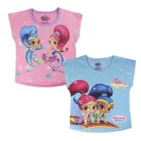 MAGLIETTA MANICA CORTA SHIMMER AND SHINE