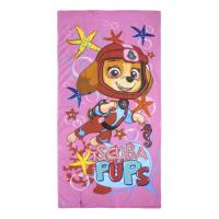 TOWEL POLYESTER PAW PATROL