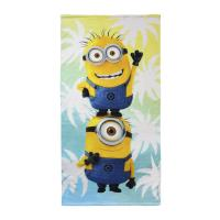TOWEL POLYESTER MINIONS