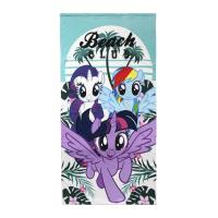 SERVIETTE DE PLAGE POLYESTER MY LITTLE PONY