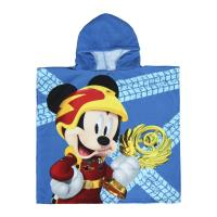 PONCHO POLYESTER MICKEY ROADSTER