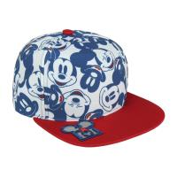 CASQUETTE VISIÈRE PLATE MICKEY