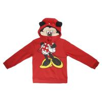 SWEAT SHIRT COM CAPUZ MINNIE
