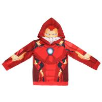 SWEAT SHIRT COM CAPUZ AVENGERS IRON MAN