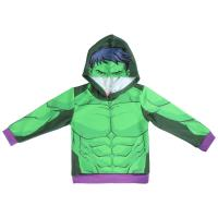 SWEAT SHIRT COM CAPUZ AVENGERS HULK