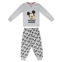 LONG SLEEVE PIJAMA PREMIUM COTTON MICKEY
