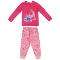LONG SLEEVE PIJAMA PREMIUM COTTON SHIMMER AND SHINE