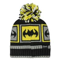BONNET POMPON BATMAN 1