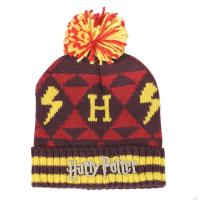GORRO POMPON HARRY POTTER HOGWARTS