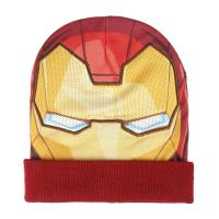 HAT MASK AVENGERS IRON MAN