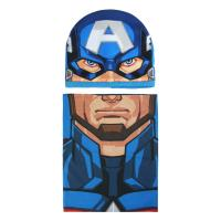 2 SET PIECES AVENGERS CAPITAN AMERICA