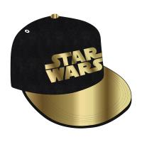 CAP FLAT PEAK STAR WARS