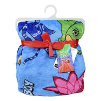 FLANNEL BLANKET PJ MASKS 1