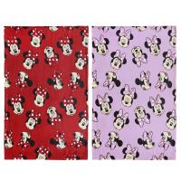 COUVERTURE DE FLANELLE MINNIE