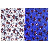 COPERTA FLANELLA SPIDERMAN
