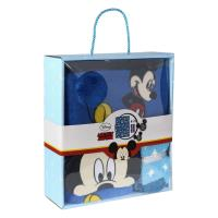 SET CADEAU PLAID MICKEY 1
