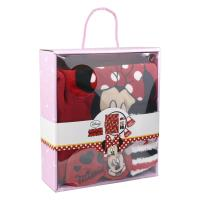 SET CADEAU PLAID MINNIE 1