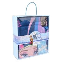 SET CADEAU PLAID FROZEN 1