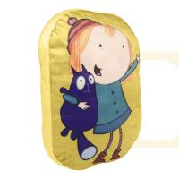 CUSHION SHAPE PEG + CAT