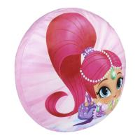 CUSHION SHAPE SHIMMER AND SHINE