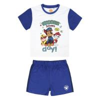 COTTON SHORTAMA SINGLE JERSEY PAW PATROL