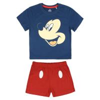 COTTON SHORTAMA SINGLE JERSEY MICKEY