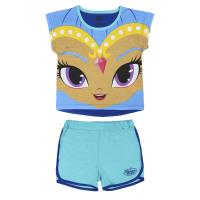 COTTON SHORTAMA SHIMMER AND SHINE