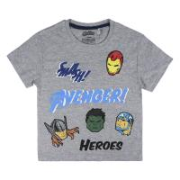 PYJAMAS COURTS EN COTON SINGLE JERSEY AVENGERS 1