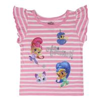 T-SHIRT MANGA CURTA SHIMMER AND SHINE