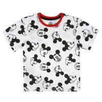 CAMISETA CORTA PREMIUM SINGLE JERSEY MICKEY