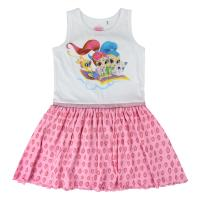 DRESS SINGLE JERSEY SHIMMER AND SHINE