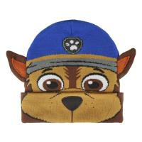 BONNET AVEC DES APPLICATIONS PAW PATROL