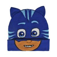 BONNET AVEC DES APPLICATIONS PJ MASKS GATUNO