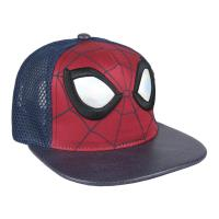 CAP FLAT PEAK SPIDERMAN