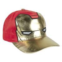 CAP 3D AVENGERS IRON MAN