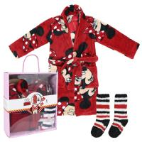 SET OFERTA LAR FLANNEL FLEECE MINNIE