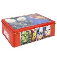 METAL BOX SET AVENGERS 1