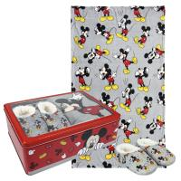 METAL BOX SET MICKEY