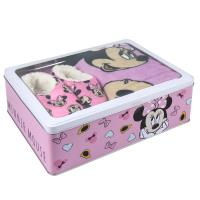 SET CAJA METÁLICA MINNIE 1
